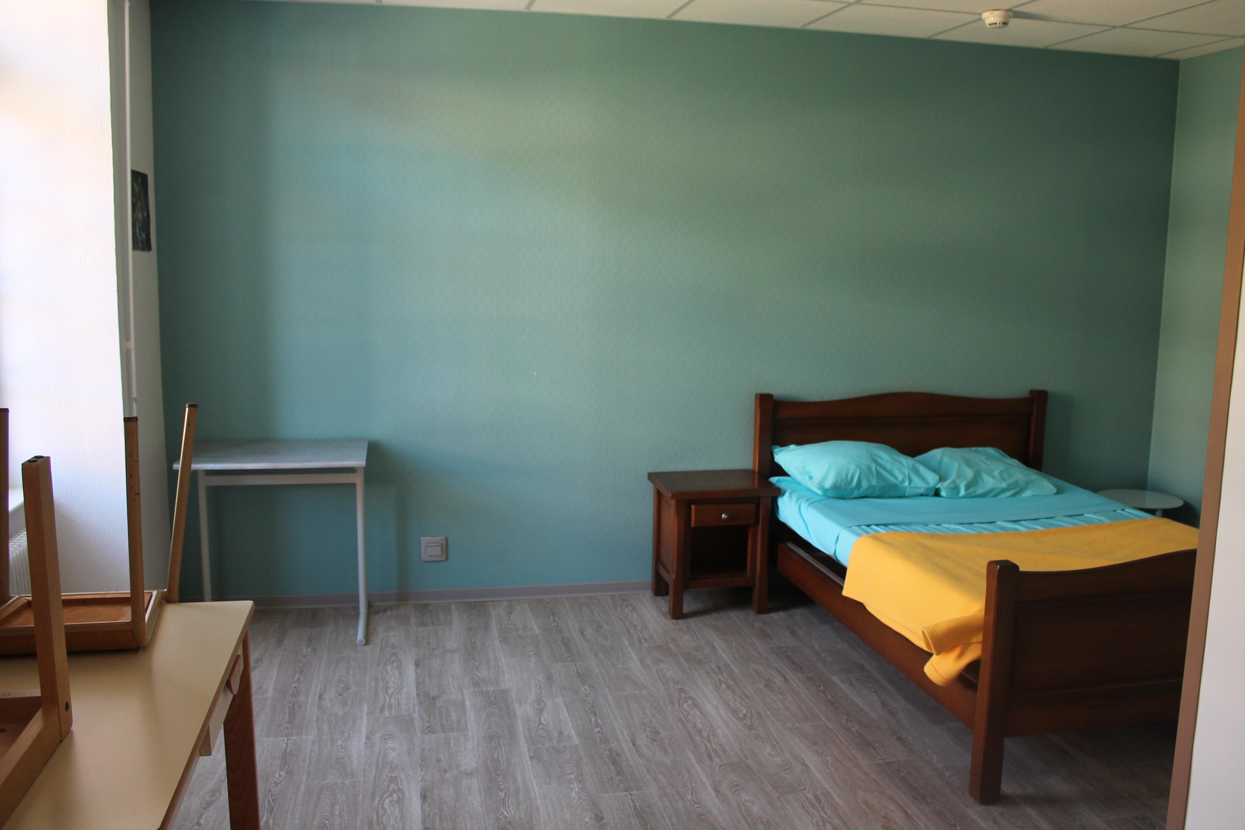 Internat : chambre