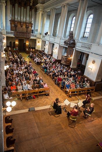 Concert Chapelle