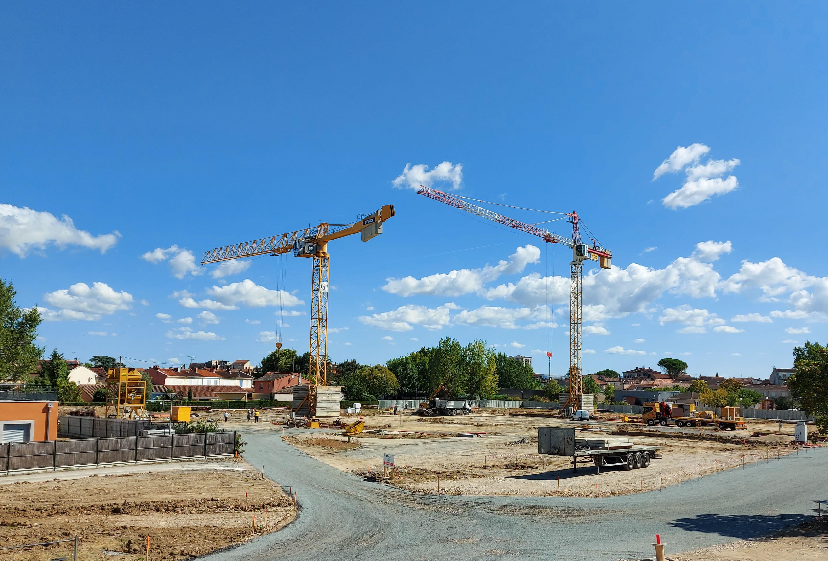 Début du chantier du futur hôpital de 85 lits