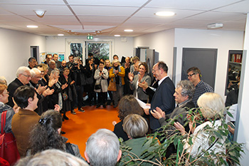 CMP Albi Inauguration