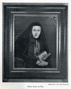 Mère Anne le Roy